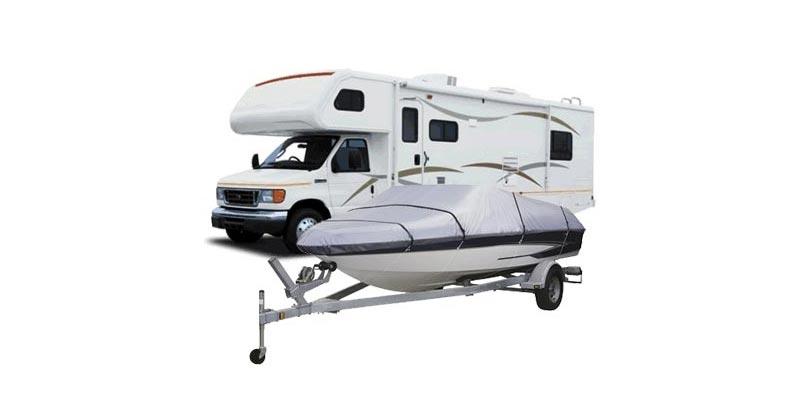 Vehicle, RV and Boat Storage